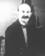 James Finlayson in Raggedy Rose