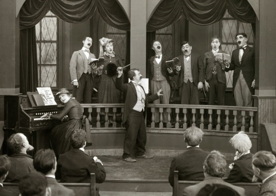 Still from THE FOOLISH AGE (1919)