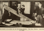 James Finlayson and Stan Laurel in THE NOON WHISTLE (1923)